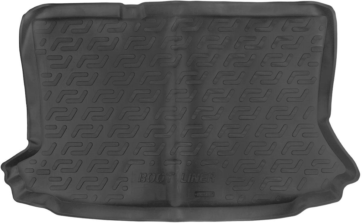 Коврик автомобильный L.Locker Ford EcoSport 2013, в багажник0102150101Коврик L.Locker Ford EcoSport 2013, изготовленный из полиуретана, производитсяиндивидуальнодля каждой модели автомобиля. Изделие точно повторяет геометрию пола автомобиля, имеетвысокий борт, обладает повышенной износоустойчивостью, лишено резкого запаха и сохраняетсвои потребительские свойства в широком диапазоне температур от -50°С до +50°С.