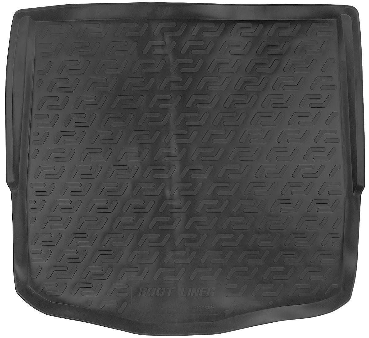 Коврик в багажник L.Locker, для Ford Mondeo sd (07-)AL-350Коврик L.Locker производится индивидуально для каждой модели автомобиля из современного и экологически чистого материала. Изделие точно повторяет геометрию пола автомобиля, имеет высокий борт, обладает повышенной износоустойчивостью, антискользящими свойствами, лишен резкого запаха и сохраняет свои потребительские свойства в широком диапазоне температур (от -50°С до +80°С).