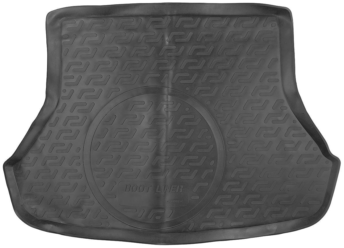 Коврик в багажник L.Locker, для Kia Cerato III sd (13-)0103010801Коврик L.Locker производится индивидуально для каждой модели автомобиля из современного и экологически чистого материала. Изделие точно повторяет геометрию пола автомобиля, имеет высокий борт, обладает повышенной износоустойчивостью, антискользящими свойствами, лишен резкого запаха и сохраняет свои потребительские свойства в широком диапазоне температур (от -50°С до +80°С).