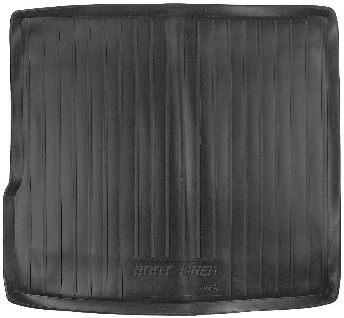Коврик в багажник L.Locker, для Renault Duster 2WD (10-)daf 049 SКоврик L.Locker производится индивидуально для каждой модели автомобиля из современного и экологически чистого материала. Изделие точно повторяет геометрию пола автомобиля, имеет высокий борт, обладает повышенной износоустойчивостью, антискользящими свойствами, лишен резкого запаха и сохраняет свои потребительские свойства в широком диапазоне температур (от -50°С до +80°С).