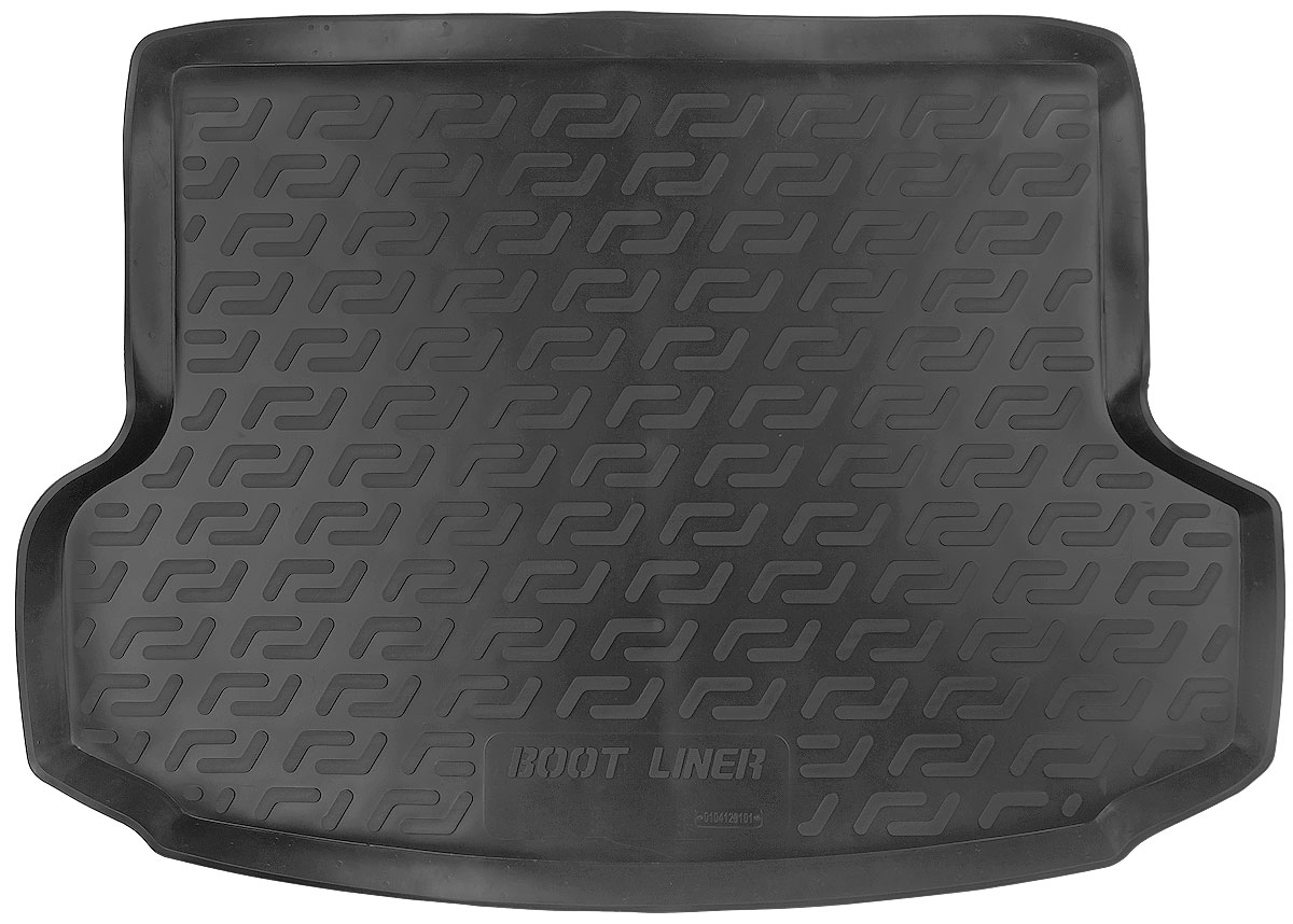 Коврик в багажник L.Locker, для Hyundai ix35 (10-)Ветерок 2ГФКоврик L.Locker производится индивидуально для каждой модели автомобиля из современного и экологически чистого материала. Изделие точно повторяет геометрию пола автомобиля, имеет высокий борт, обладает повышенной износоустойчивостью, антискользящими свойствами, лишен резкого запаха и сохраняет свои потребительские свойства в широком диапазоне температур (от -50°С до +80°С).