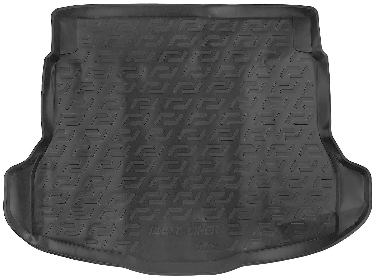 Коврик в багажник L.Locker, для Honda CR-V (06-)