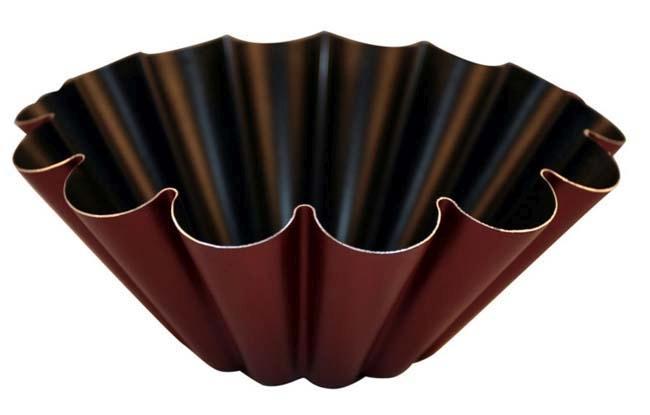 Форма для пудинга. RZ-050/RF-050, бордовыйDA080215Форма для пудинга. RZ-050/RF-050, бордовый Материал: Алюминий; цвет: бордовый