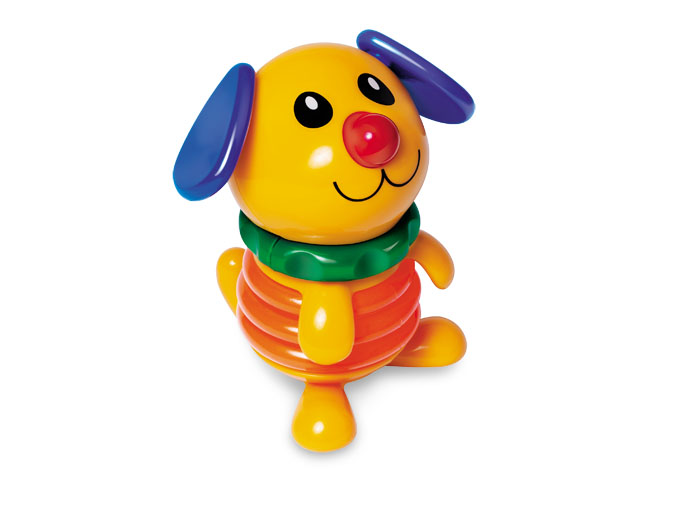 Tolo Classic Фигурка Собака игрушки для ванны tolo toys набор ведерок квадратные