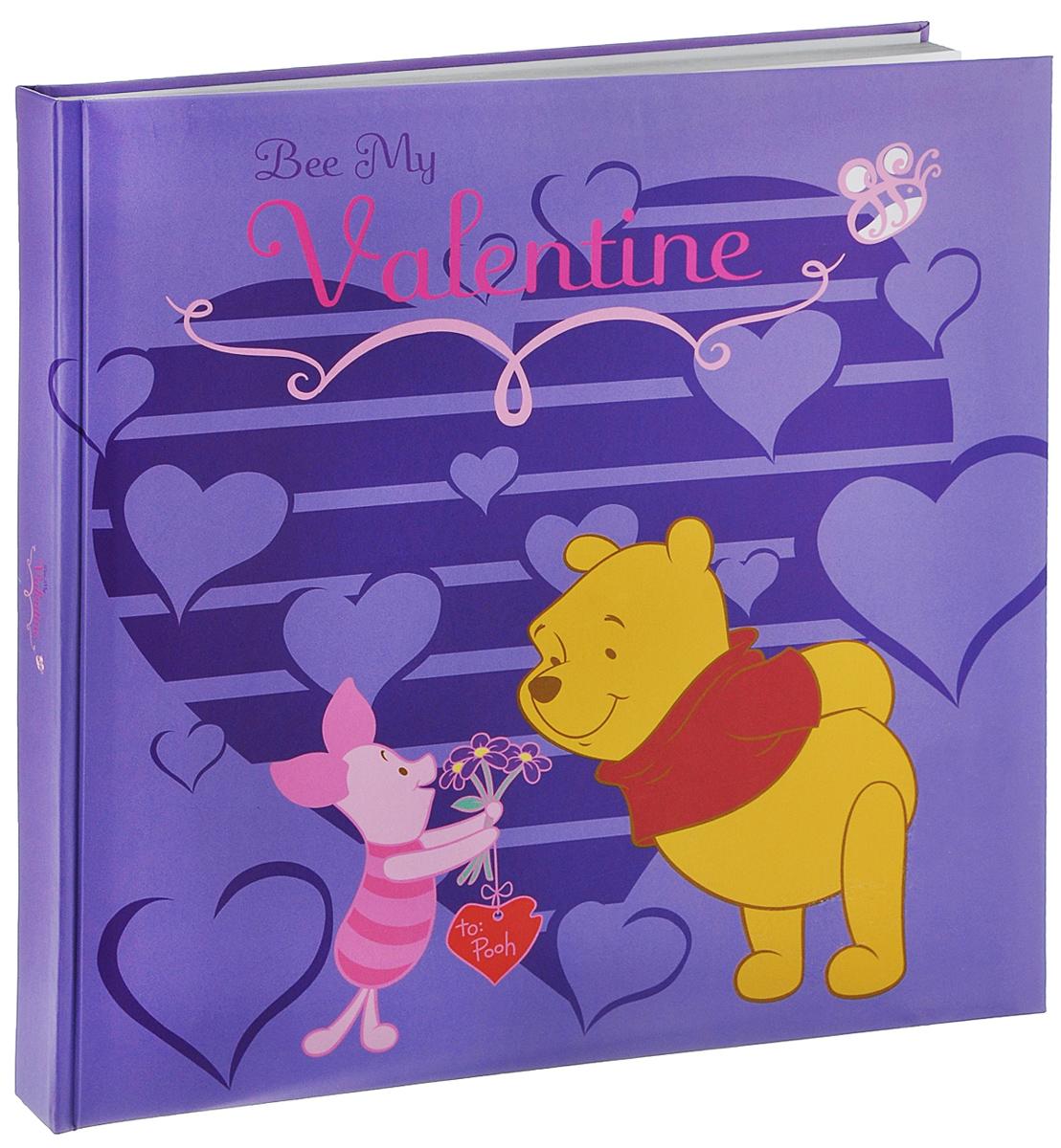 Фотоальбом Pioneer Disney Valentine, 20 магнитных листов, 29 х 32 см фоторамка pioneer цвет красный 21 х 29 7 см 15797