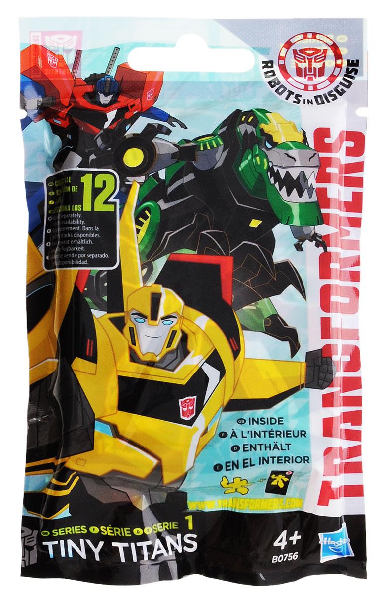 Transformers Мини-фигурка Tiny Titans Series 1
