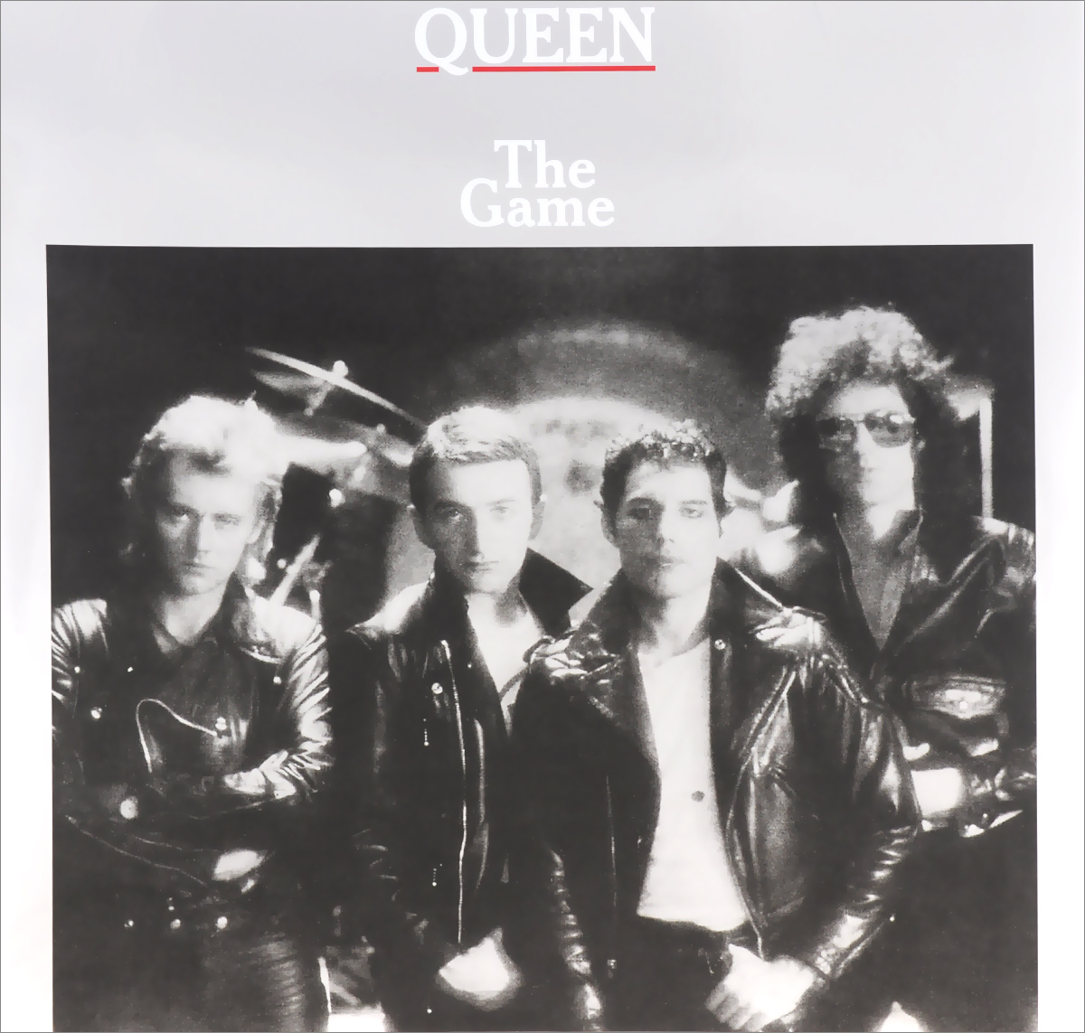 Queen Queen. The Game (LP) the glass bead game