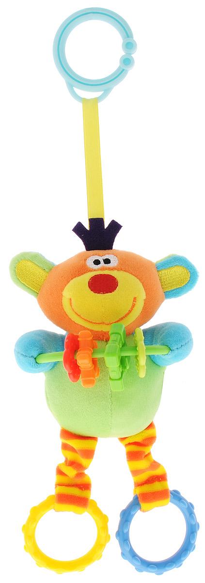 Mommy Love Мягкая игрушка-подвеска Обезьянка Лоло