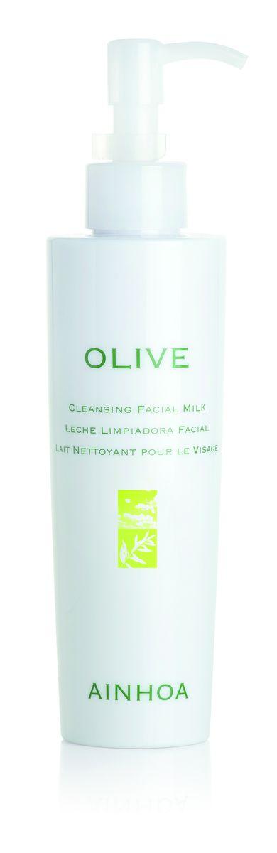 Ainhoa Olive Очищающее молочко для лица и глаз, 200 млFS-00897Нежное молочко эффективно очищает, удаляет загрязнения и макияж с лица и глаз. В основе молочко – оливковое масло, которое прекрасно увлажняет и питает кожу, а экстракт лимона стимулирует обновление клеток и выравнивает цвет лица. Активные компоненты: оливковое масло и витамин Е. Способ применения: нанесите средство на ватный диск, протрите им кожу лица, шеи и области вокруг глаз. Рекомендуется начинать очищение с глаз. Молочко рекомендуется использовать дважды в день – утром и вечером.