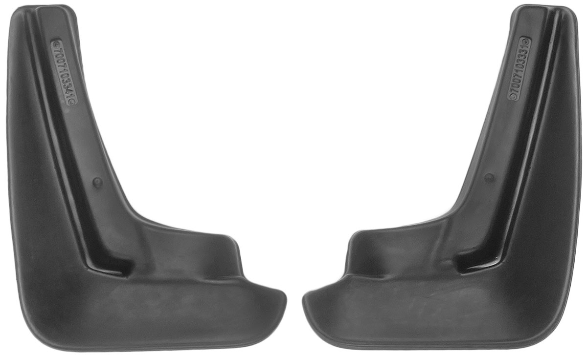 Комплект брызговиков задних L.Locker, для Сhevrolet Cruze sd (13-), 2 шт7011012661Брызговики L.Locker изготовлены из высококачественного полимера. Уникальный состав брызговиков допускает их эксплуатацию в широком диапазоне температур: от -50°С до +80°С. Эффективно защищают кузов автомобиля от грязи и воды - формируют аэродинамический поток воздуха, создаваемый при движении вокруг кузова таким образом, чтобы максимально уменьшить образование грязевой измороси, оседающей на автомобиле. Разработаны индивидуально для каждой модели автомобиля, с эстетической точки зрения брызговики являются завершением колесной арки.Крепления в комплекте.