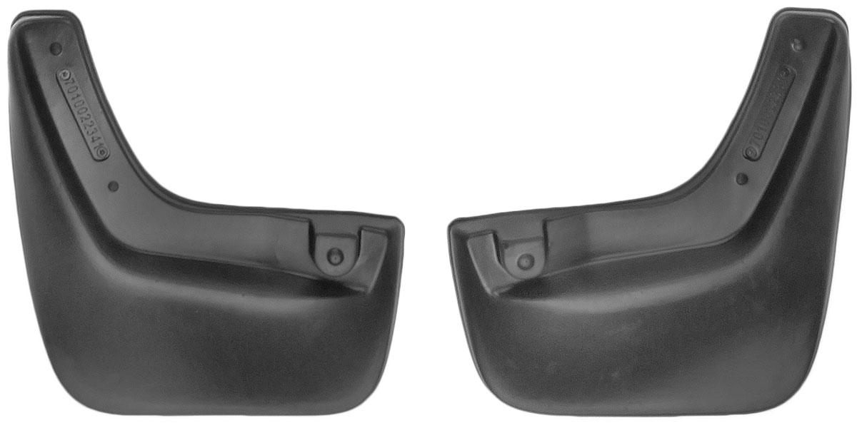 Комплект брызговиков задних L.Locker, для Mazda 3 sd (09-), 2 шт7003052361Брызговики L.Locker изготовлены из высококачественного полимера. Уникальный состав брызговиков допускает их эксплуатацию в широком диапазоне температур: от -50°С до +80°С. Эффективно защищают кузов автомобиля от грязи и воды - формируют аэродинамический поток воздуха, создаваемый при движении вокруг кузова таким образом, чтобы максимально уменьшить образование грязевой измороси, оседающей на автомобиле. Разработаны индивидуально для каждой модели автомобиля, с эстетической точки зрения брызговики являются завершением колесной арки.Крепления в комплекте.