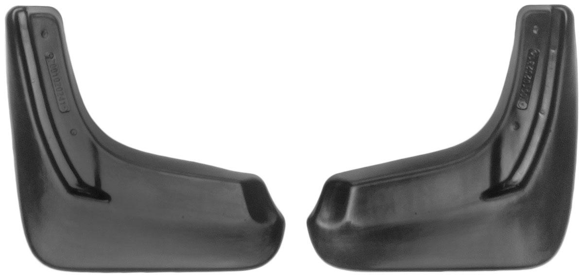 Комплект брызговиков задних L.Locker, для Volkswagen Jetta (10-), 2 шт1004900000360Брызговики L.Locker изготовлены из высококачественного полимера. Уникальный состав брызговиков допускает их эксплуатацию в широком диапазоне температур: от -50°С до +80°С. Эффективно защищают кузов автомобиля от грязи и воды - формируют аэродинамический поток воздуха, создаваемый при движении вокруг кузова таким образом, чтобы максимально уменьшить образование грязевой измороси, оседающей на автомобиле. Разработаны индивидуально для каждой модели автомобиля, с эстетической точки зрения брызговики являются завершением колесной арки.Крепления в комплекте.