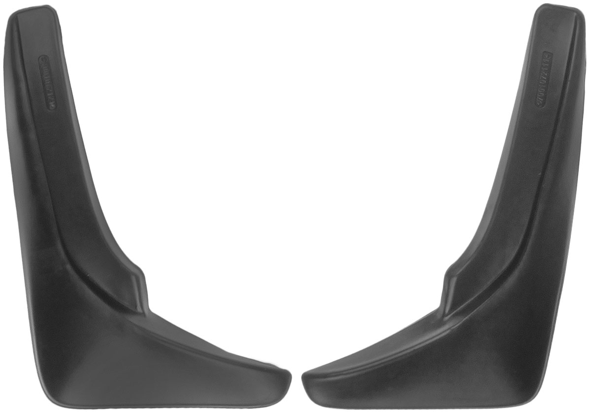 Комплект брызговиков передних L.Locker, для Volkswagen Touareg (10-), 2 шт7016022151Брызговики L.Locker изготовлены из высококачественного полимера. Уникальный состав брызговиков допускает их эксплуатацию в широком диапазоне температур: от -50°С до +80°С. Эффективно защищают кузов автомобиля от грязи и воды - формируют аэродинамический поток воздуха, создаваемый при движении вокруг кузова таким образом, чтобы максимально уменьшить образование грязевой измороси, оседающей на автомобиле. Разработаны индивидуально для каждой модели автомобиля, с эстетической точки зрения брызговики являются завершением колесной арки.Крепления в комплекте.