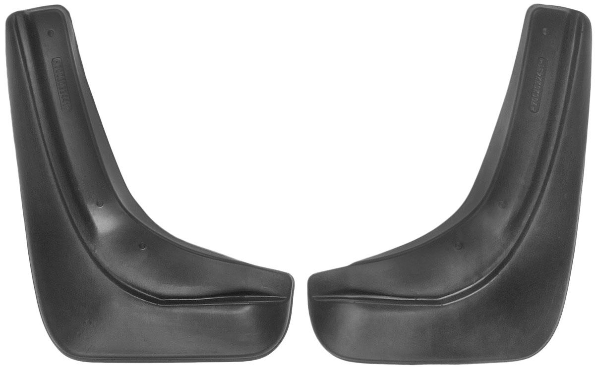 Комплект задних брызговиков L.Locker, для Ford Focus II hb (05-), 2 штА00319Комплект L.Locker состоит из 2 задних брызговиков, изготовленных из высококачественного полиуретана. Уникальный состав брызговиков допускает их эксплуатацию в широком диапазоне температур: от -50°С до +50°С. Изделия эффективно защищают кузов автомобиля от грязи и воды, формируют аэродинамический поток воздуха, создаваемый при движении вокруг кузова таким образом, чтобы максимально уменьшить образование грязевой измороси, оседающей на автомобиле. Разработаны индивидуально для каждой модели автомобиля. С эстетической точки зрения брызговики являются завершением колесных арок.Установка брызговиков достаточно быстрая. В комплект входят необходимые крепежи и инструкция на русском языке. Комплект подходит для моделей с 2005 года выпуска.Комплектация: 2 шт.Размер брызговика: 25 см х 36 см х 3 см.