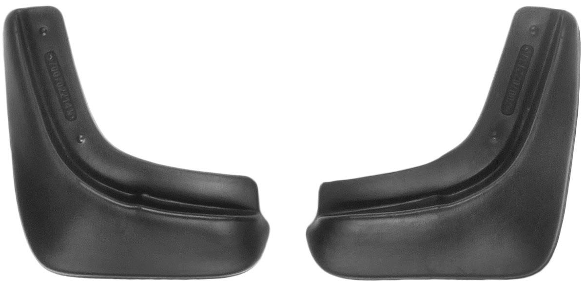 Комплект задних брызговиков L.Locker, для Chevrolet Lacetti (04-), 2 шт2706 (ПО)Комплект L.Locker состоит из 2 задних брызговиков, изготовленных из высококачественного полиуретана. Уникальный состав брызговиков допускает их эксплуатацию в широком диапазоне температур: от -50°С до +50°С. Изделия эффективно защищают кузов автомобиля от грязи и воды, формируют аэродинамический поток воздуха, создаваемый при движении вокруг кузова таким образом, чтобы максимально уменьшить образование грязевой измороси, оседающей на автомобиле. Разработаны индивидуально для каждой модели автомобиля. С эстетической точки зрения брызговики являются завершением колесных арок.Установка брызговиков достаточно быстрая. В комплект входят необходимые крепежи и инструкция на русском языке. Комплект подходит для моделей с 2004 года выпуска.Комплектация: 2 шт.Размер брызговика: 20 см х 22 см х 3 см.