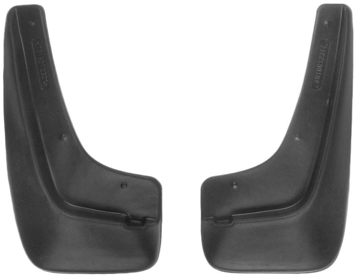 Комплект передних брызговиков L.Locker SsangYong Action 2011, 2 штVCA-00Комплект L.Locker SsangYong Action 2011 состоит из 2 передних брызговиков, изготовленных из высококачественного полиуретана. Уникальный состав брызговиков допускает их эксплуатацию в широком диапазоне температур: от -50°С до +50°С. Изделия эффективно защищают кузов автомобиля от грязи и воды, формируют аэродинамический поток воздуха, создаваемый при движении вокруг кузова таким образом, чтобы максимально уменьшить образование грязевой измороси, оседающей на автомобиле.Разработаны индивидуально для каждой модели автомобиля. С эстетической точки зрения брызговики являются завершением колесных арок.Установка брызговиков достаточно быстрая. В комплект входит инструкция на русском языке. Комплектация: 2 шт.Размер брызговика: 32 см х 18 см х 3 см.
