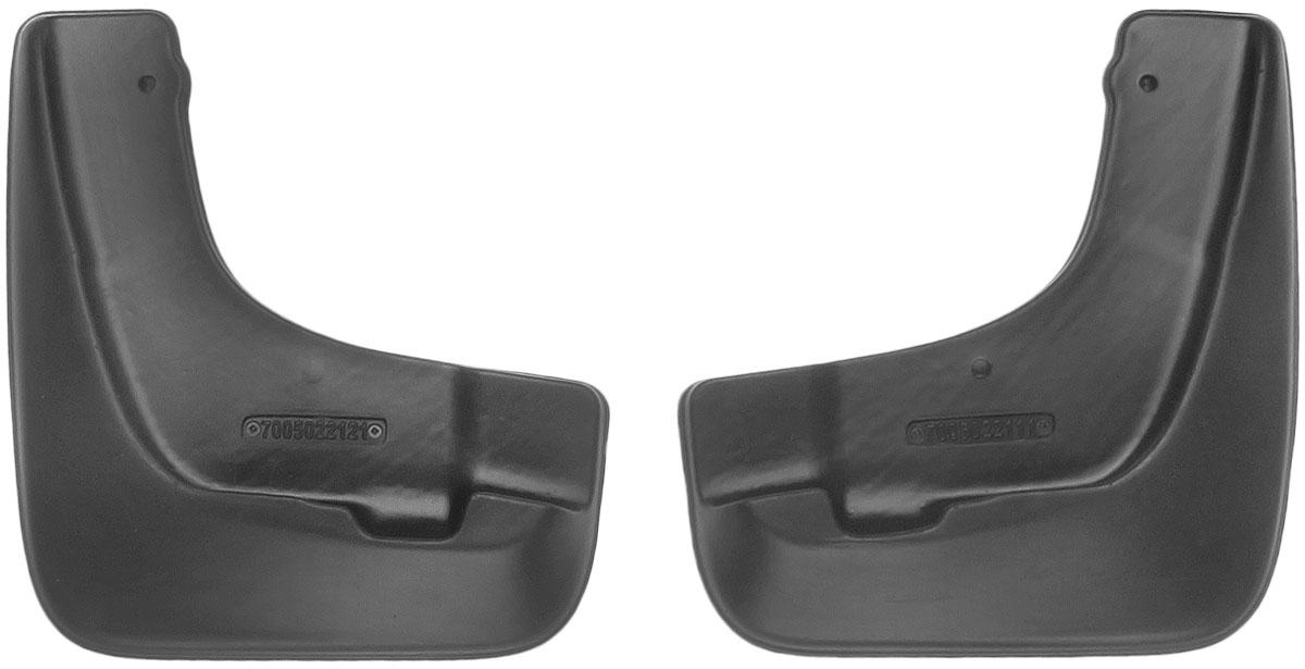 Комплект передних брызговиков L.Locker Nissan Juke 2010, 2 штDW90Комплект L.Locker Nissan Juke 2010 состоит из 2 передних брызговиков, изготовленных из высококачественного полиуретана. Уникальный состав брызговиков допускает их эксплуатацию в широком диапазоне температур: от -50°С до +50°С. Изделия эффективно защищают кузов автомобиля от грязи и воды, формируют аэродинамический поток воздуха, создаваемый при движении вокруг кузова таким образом, чтобы максимально уменьшить образование грязевой измороси, оседающей на автомобиле.Разработаны индивидуально для каждой модели автомобиля. С эстетической точки зрения брызговики являются завершением колесных арок.Установка брызговиков достаточно быстрая. В комплект входят необходимые крепежи и инструкция на русском языке. Комплектация: 2 шт.Размер брызговика: 27 см х 24 см х 3 см.