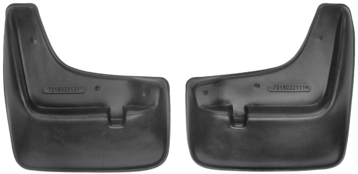 Комплект передних брызговиков L.Locker SsangYong Kyron, 2 шт1004900000360Комплект L.Locker SsangYong Kyron состоит из 2 передних брызговиков, изготовленных из высококачественного полиуретана. Уникальный состав брызговиков допускает их эксплуатацию в широком диапазоне температур: от -50°С до +50°С. Изделия эффективно защищают кузов автомобиля от грязи и воды, формируют аэродинамический поток воздуха, создаваемый при движении вокруг кузова таким образом, чтобы максимально уменьшить образование грязевой измороси, оседающей на автомобиле.Разработаны индивидуально для каждой модели автомобиля. С эстетической точки зрения брызговики являются завершением колесных арок.Установка брызговиков достаточно быстрая. В комплект входят необходимые крепежи и инструкция на русском языке. Комплектация: 2 шт.Размер брызговика: 23 см х 22 см х 3 см.