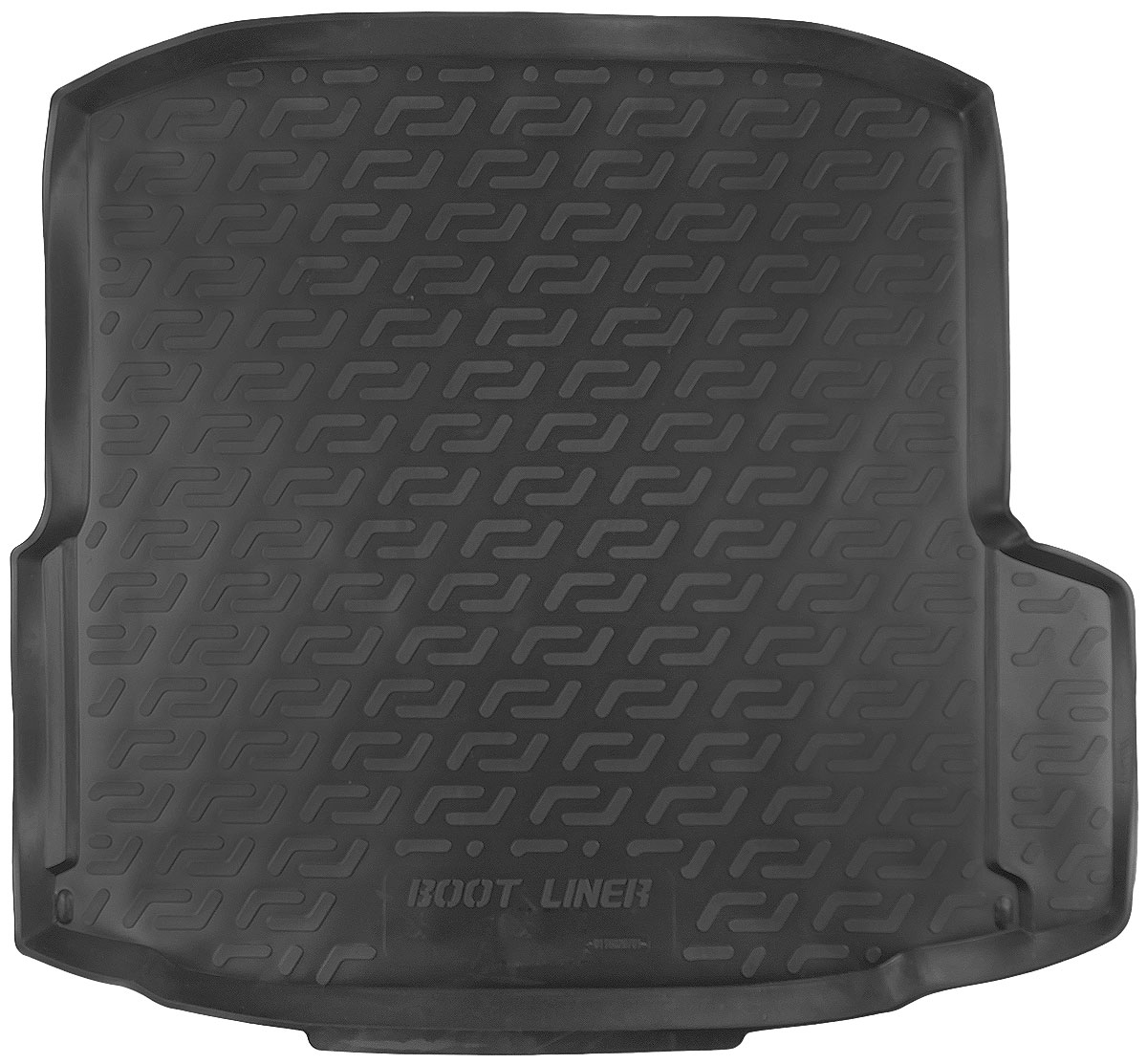 Коврик в багажник L.Locker, для Skoda Octavia III (13-)98293777Коврик L.Locker производится индивидуально для каждой модели автомобиля из современного и экологически чистого материала. Изделие точно повторяет геометрию пола автомобиля, имеет высокий борт, обладает повышенной износоустойчивостью, антискользящими свойствами, лишен резкого запаха и сохраняет свои потребительские свойства в широком диапазоне температур (от -50°С до +80°С).