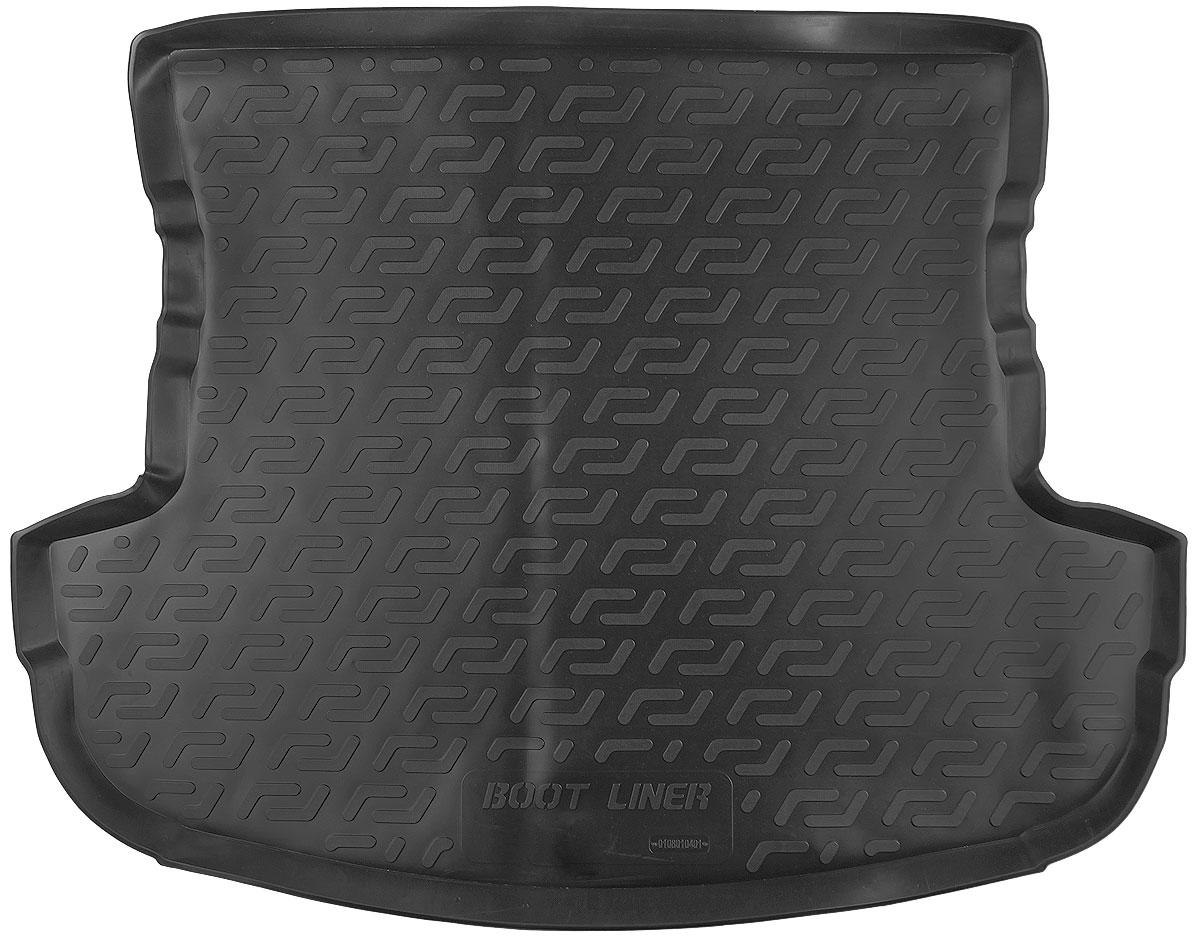 Коврик в багажник L.Locker, для Mitsubishi Outlander III (12-)VT-1520(SR)Коврик L.Locker производится индивидуально для каждой модели автомобиля из современного и экологически чистого материала. Изделие точно повторяет геометрию пола автомобиля, имеет высокий борт, обладает повышенной износоустойчивостью, антискользящими свойствами, лишен резкого запаха и сохраняет свои потребительские свойства в широком диапазоне температур (от -50°С до +80°С).
