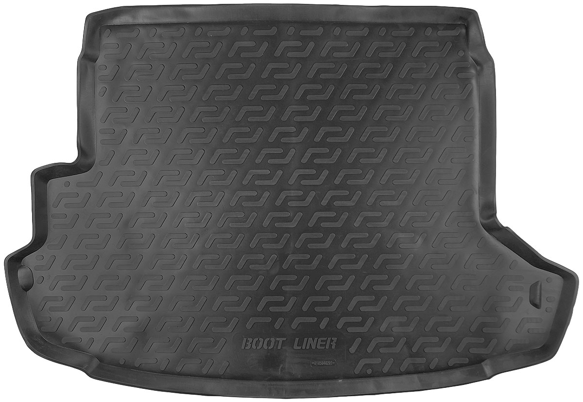 Коврик в багажник L.Locker, для Nissan X-Trail (07-)KGB G-5Коврик L.Locker производится индивидуально для каждой модели автомобиля из современного и экологически чистого материала. Изделие точно повторяет геометрию пола автомобиля, имеет высокий борт, обладает повышенной износоустойчивостью, антискользящими свойствами, лишен резкого запаха и сохраняет свои потребительские свойства в широком диапазоне температур (от -50°С до +80°С).
