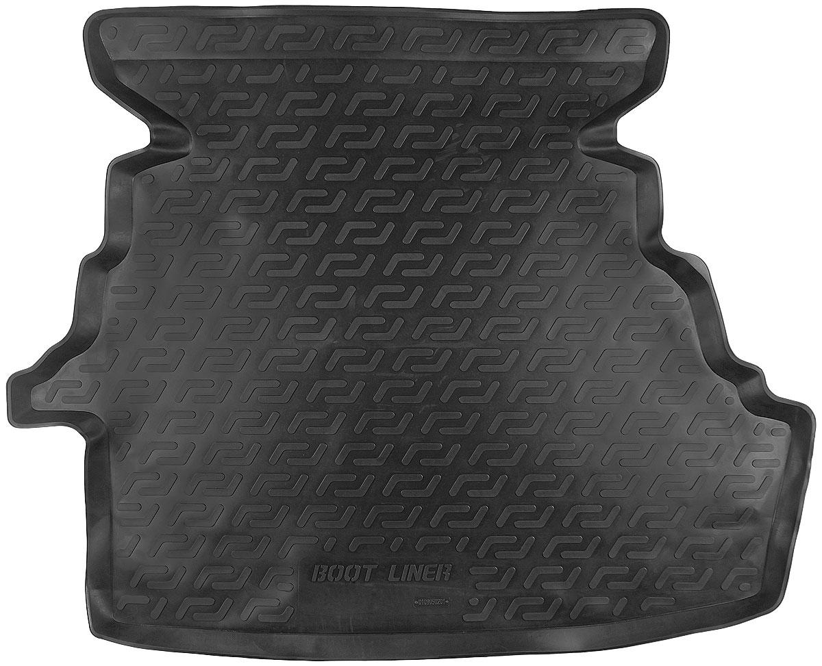 Коврик в багажник L.Locker, для Toyota Camry sd (06-)98293777Коврик L.Locker производится индивидуально для каждой модели автомобиля из современного и экологически чистого материала. Изделие точно повторяет геометрию пола автомобиля, имеет высокий борт, обладает повышенной износоустойчивостью, антискользящими свойствами, лишен резкого запаха и сохраняет свои потребительские свойства в широком диапазоне температур (от -50°С до +80°С).