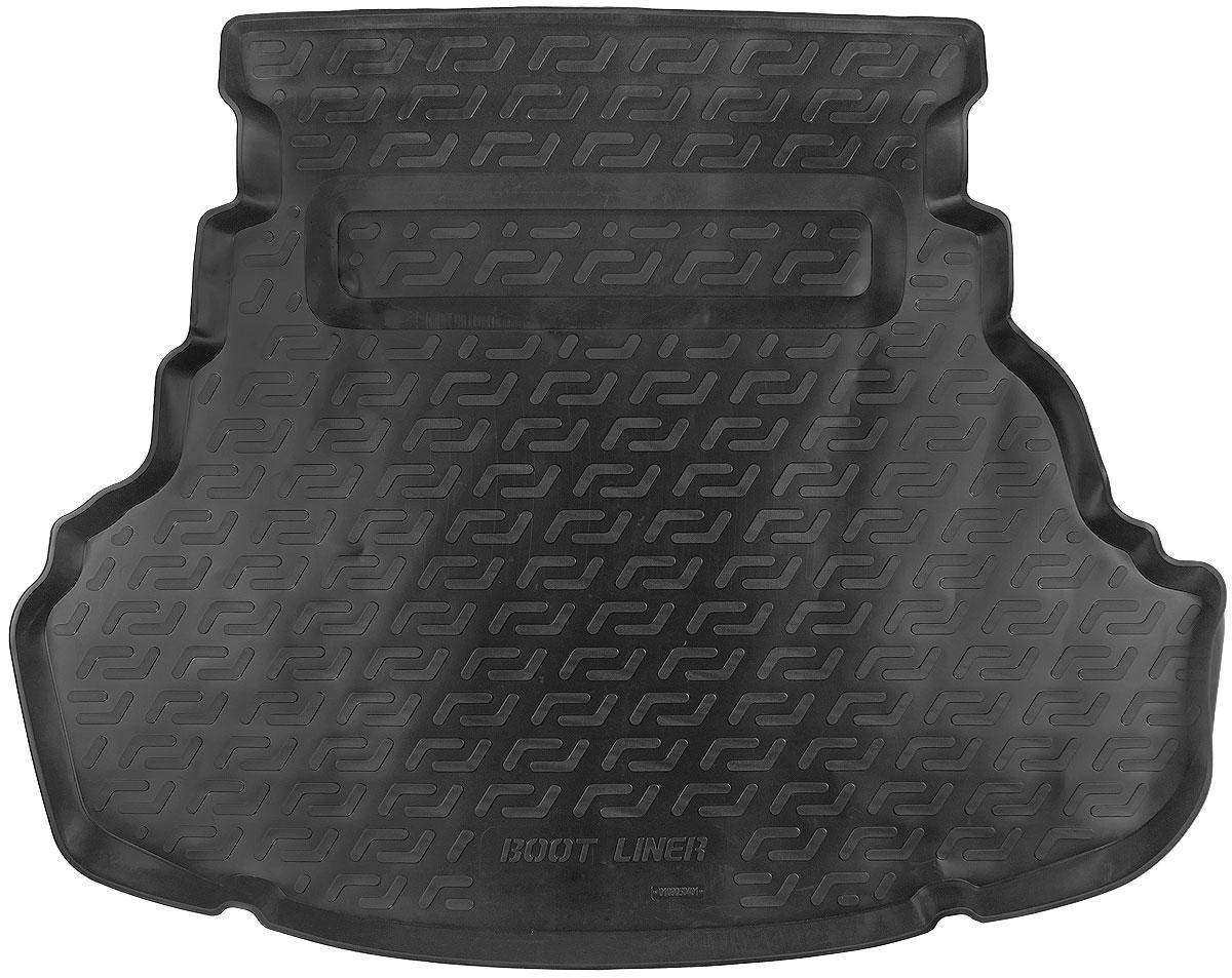 Коврик в багажник L.Locker, для Toyota Camry VII (XV50) sd (14-)Ветерок 2ГФКоврик L.Locker производится индивидуально для каждой модели автомобиля из современного и экологически чистого материала. Изделие точно повторяет геометрию пола автомобиля, имеет высокий борт, обладает повышенной износоустойчивостью, антискользящими свойствами, лишен резкого запаха и сохраняет свои потребительские свойства в широком диапазоне температур (от -50°С до +80°С).