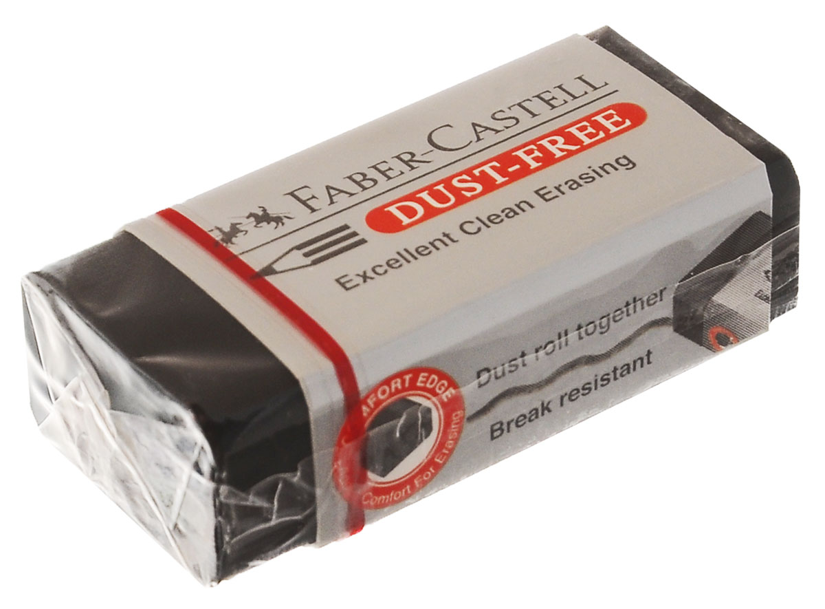 Faber-Castell Ластик DUST FREE