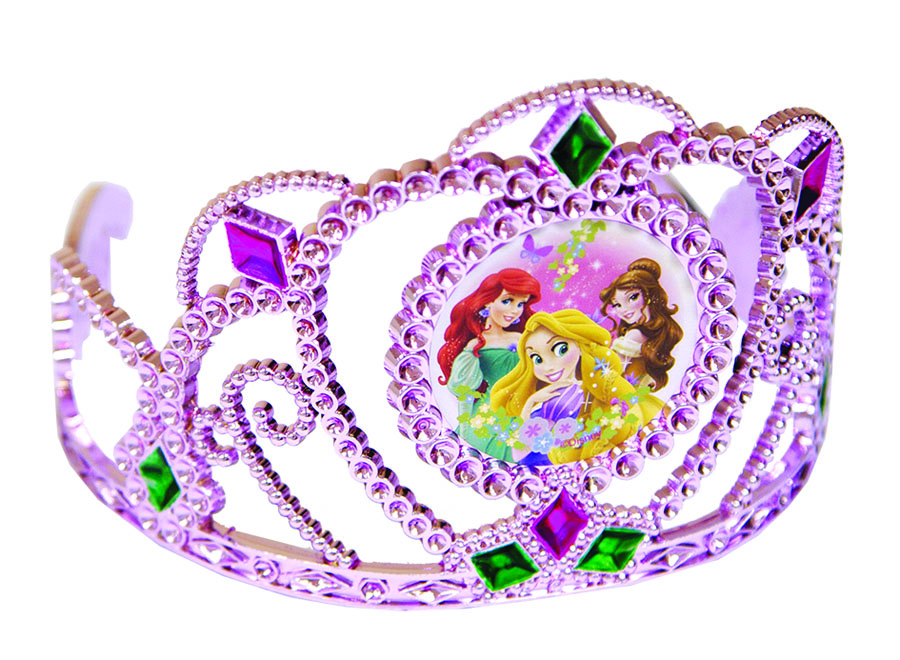 Веселая затея Тиара Принцессы Disney