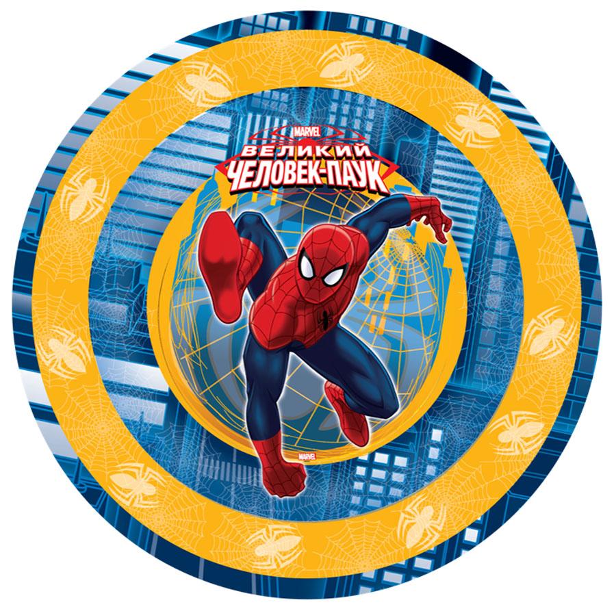 Веселая затея Тарелка Великий Человек-паук 6 шт