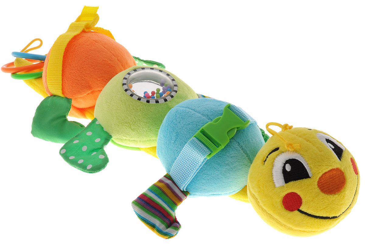Mommy Love Развивающая игрушка Гусеница Дарси сортер mommy love весёлые фигурки