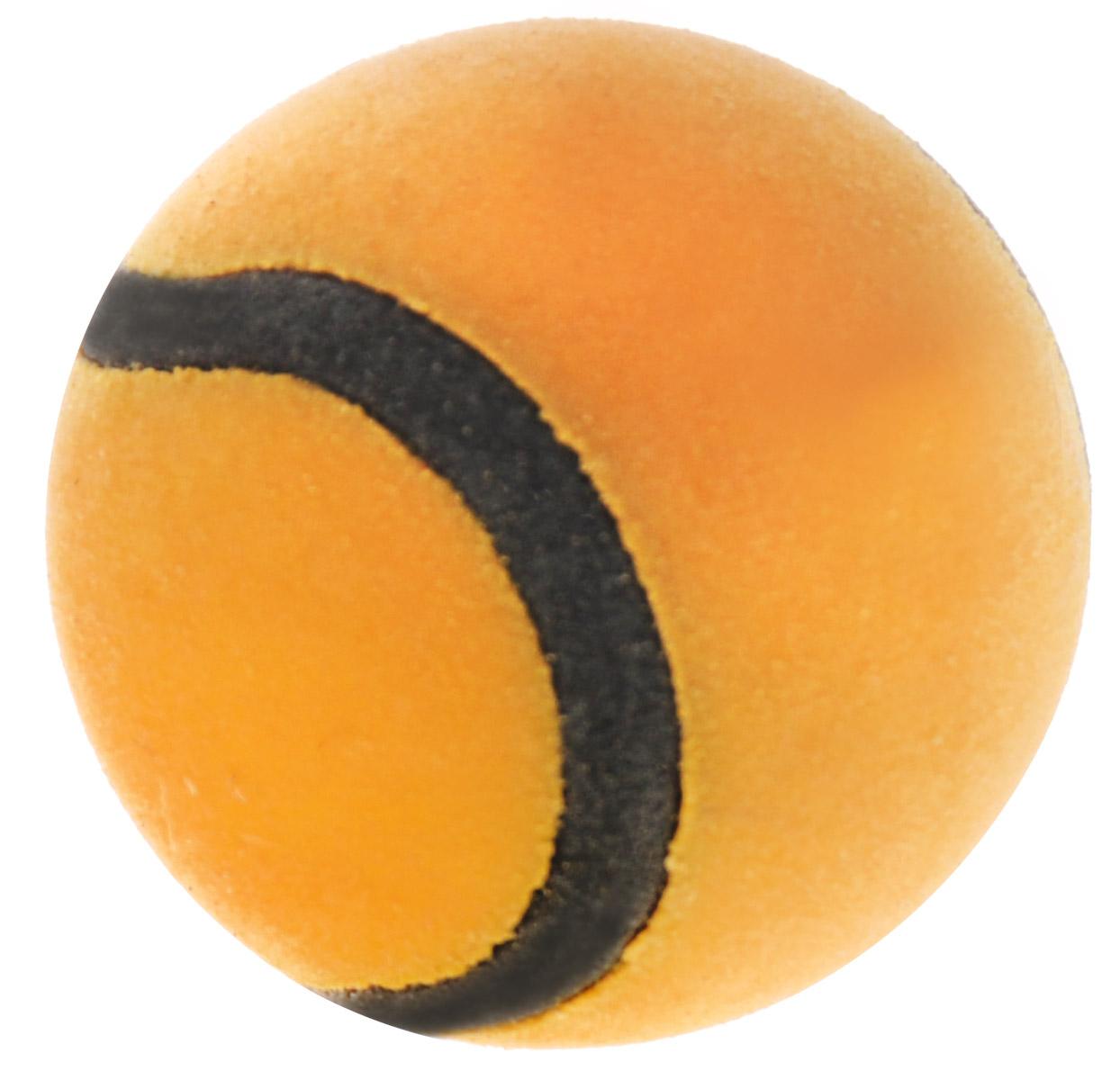 Brunnen Ластик Мячик теннисный цвет оранжевый72523WDЛастик Brunnen Мячик теннисный станет незаменимым аксессуаром на рабочем столе не только школьника или студента, но и офисного работника. Выполнен ластик в виде мяча оранжевого цвета. Он легко и без следа удаляет надписи, сделанные карандашом.