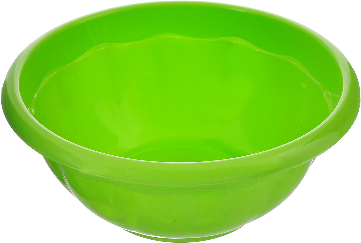 Миска для фруктов Dunya Plastik, цвет: салатовый, 3,25 л контейнер dunya plastik цвет синий прозрачный 2 20 л
