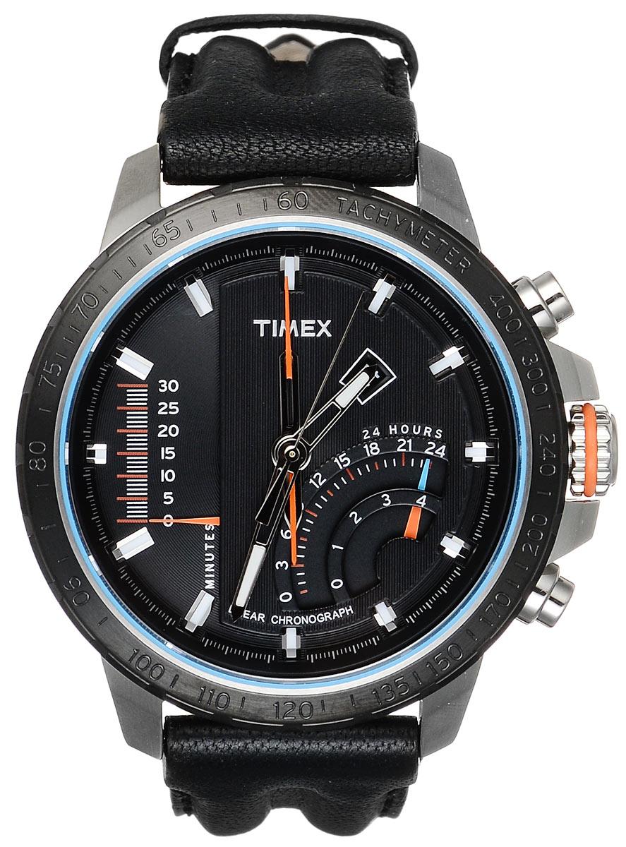 Часы мужские наручные Timex, цвет: синий, серый, черный. T2P274ML597BUL/DСтильные мужские часы Timex выполнены из нержавеющей стали, натуральной кожи и минерального стекла. Корпус часов дополнен символикой бренда, а также оригинальным и практичным ремнем из натуральной кожи.Корпус изделия изготовлен из нержавеющей стали и имеет степень влагозащиты равную 100 atm. Часы оснащены многофункциональным механизмом и дополнительными функциями, такими как мировое время, компас, хронограф, индикатор даты, альтиметр, тахиметр, индикатор приливов. Ремень изделия дополнен практичной застежкой-пряжкой, которая позволит моментально снимать и одевать часы без лишних усилий.Изделие поставляется в фирменной упаковке.Часы Timex подчеркнут мужской характер и отменное чувство стиля у их обладателя.