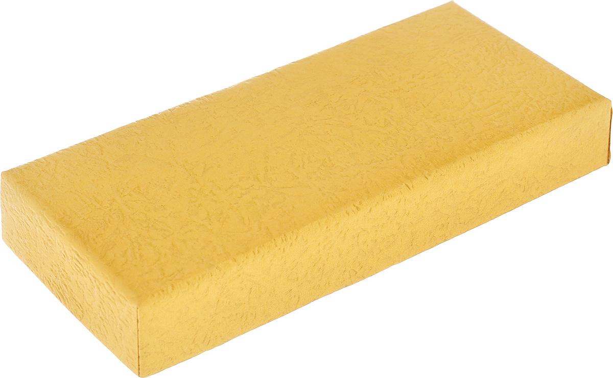 Подарочная коробка Феникс-презент, цвет: песочный, 12 х 5,2 х 2 смSS 4041Подарочная коробка Феникс-презент выполнена из мелованного, негофрированного картона. Коробка вместительная, закрывается крышкой.Подарочная коробка - это наилучшее решение, если вы хотите порадовать ваших близких и создать праздничное настроение, ведь подарок, преподнесенный в оригинальной упаковке, всегда будет самым эффектным и запоминающимся. Окружите близких людей вниманием и заботой, вручив презент в нарядном, праздничном оформлении.