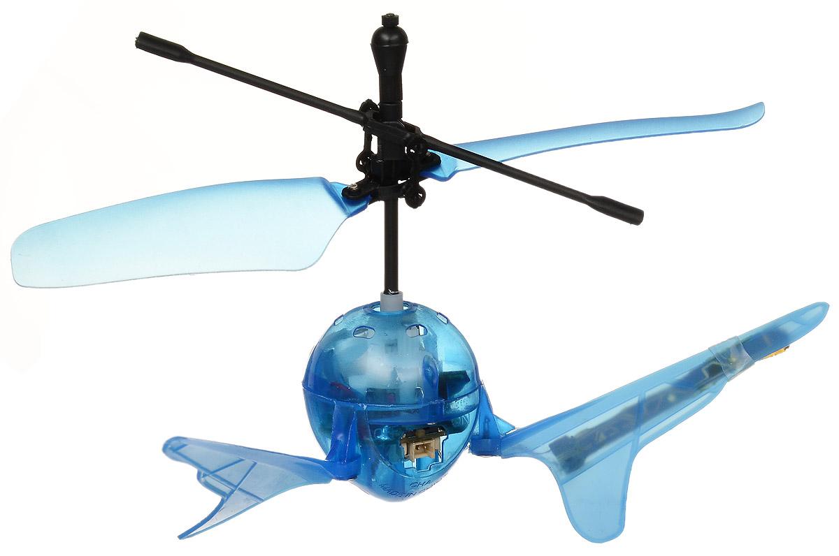 Властелин небес Радиоуправляемая игрушка Супер-светлячок цвет голубой