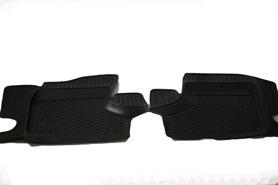 Коврики в салон автомобиля L.Locker, для Газель NEXT (13-), передние, 2 штCAROPL00030Коврики L.Locker производятся индивидуально для каждой модели автомобиля из современного и экологически чистого материала. Изделия точно повторяют геометрию пола автомобиля, имеют высокий борт, обладают повышенной износоустойчивостью, антискользящими свойствами, лишены резкого запаха и сохраняют свои потребительские свойства в широком диапазоне температур (от -50°С до +80°С). Рисунок ковриков специально спроектирован для уменьшения скольжения ног водителя и имеет достаточную глубину, препятствующую свободному перемещению жидкости и грязи на поверхности. Одновременно с этим рисунок не создает дискомфорта при вождении автомобиля. Водительский ковер с предустановленными креплениями фиксируется на штатные места в полу салона автомобиля. Новая технология системы креплений герметична, не дает влаге и грязи проникать внутрь через крепеж на обшивку пола.