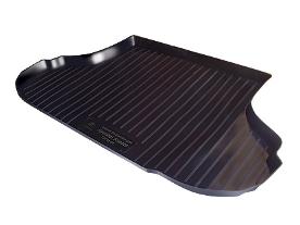 Коврик в багажник Hyundai Sonata (ТАГАЗ) (04-) полиуретан80621Коврики производятся индивидуально для каждой модели автомобиля из современного и экологически чистого материала, точно повторяют геометрию пола автомобиля, имеют высокий борт от 4 см до 6 см., обладают повышенной износоустойчивостью, антискользящими свойствами, лишены резкого запаха, сохраняют свои потребительские свойства в широком диапазоне температур (-50 +80 С).