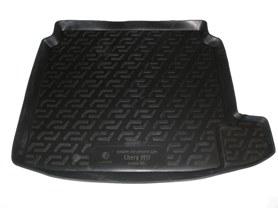 Коврик в багажник Chery M11 sd (08-) полиуретанABS-14,4 Sli BMCКоврики производятся индивидуально для каждой модели автомобиля из современного и экологически чистого материала, точно повторяют геометрию пола автомобиля, имеют высокий борт от 4 см до 6 см., обладают повышенной износоустойчивостью, антискользящими свойствами, лишены резкого запаха, сохраняют свои потребительские свойства в широком диапазоне температур (-50 +80 С).