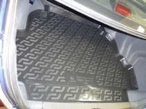 Коврик в багажник Geely Vision sd (08-) полиуретанВетерок 2ГФКоврики производятся индивидуально для каждой модели автомобиля из современного и экологически чистого материала, точно повторяют геометрию пола автомобиля, имеют высокий борт от 4 см до 6 см., обладают повышенной износоустойчивостью, антискользящими свойствами, лишены резкого запаха, сохраняют свои потребительские свойства в широком диапазоне температур (-50 +80 С).