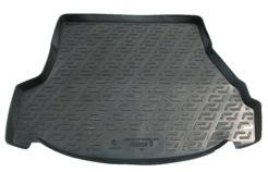 Коврик в багажник L.Locker, для Haima 3 (10-)0106070101Коврик L.Locker производится индивидуально для каждой модели автомобиля из современного и экологически чистого материала. Изделие точно повторяют геометрию пола автомобиля, имеет высокий борт, обладает повышенной износоустойчивостью, антискользящими свойствами, лишен резкого запаха и сохраняет свои потребительские свойства в широком диапазоне температур (от -50°С до +80°С).