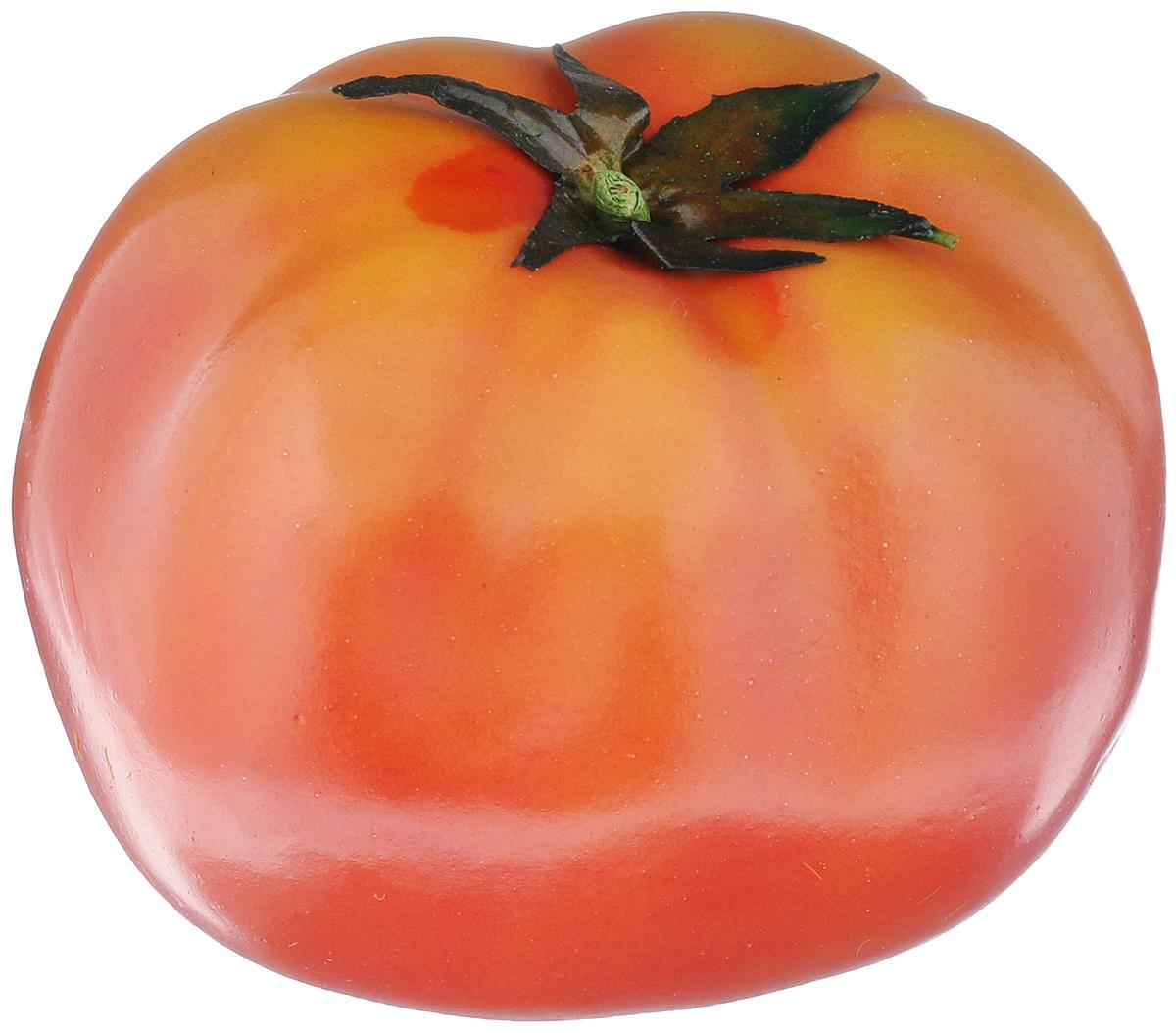 Муляж Томат, цвет: красный, 9 см211919Муляж Томат изготовлен из полиуретана, окрашен в естественные цвета. Предназначен для украшения интерьера дома.Диаметр муляжа: 9 см.