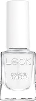 Nail LOOK Алмазное средство для укрепления ногтей, 12мл28032022Алмазные микрочастицы в составе средства создают плотное, гладкое и блестящее покрытие, защищающее ногти от механических повреждений. Содержащийся в составе запатентованный альдегид делает ногтевую пластину более твердой и крепкой. Регулярное применение средства в течение 4 недель превращает тонкие и слабые ногти в здоровые, сильные и хорошо растущие ногти. Средство рекомендуется для слоящихся ногтей.