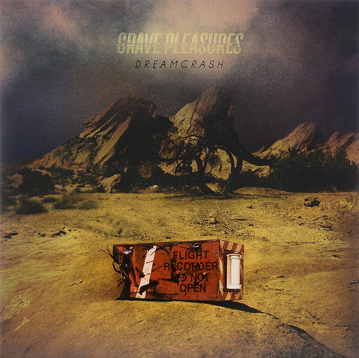 Grave Pleasures Grave Pleasures. Dreamcrash (LP)