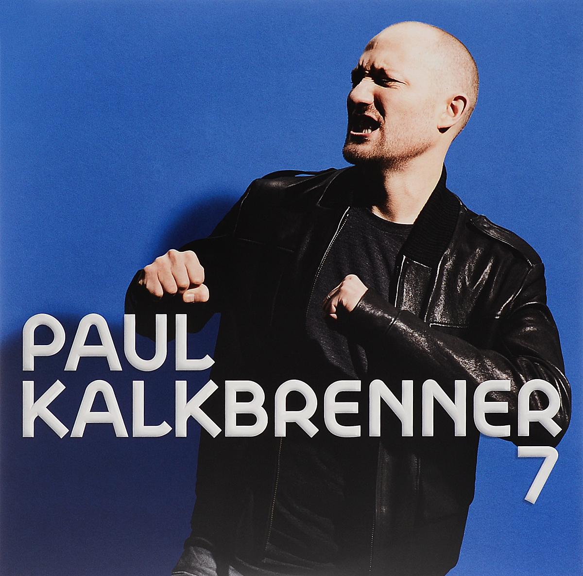 Пол Калькбреннер Paul Kalkbrenner. 7 (3 LP) виниловая пластинка kalkbrenner paul guten tag