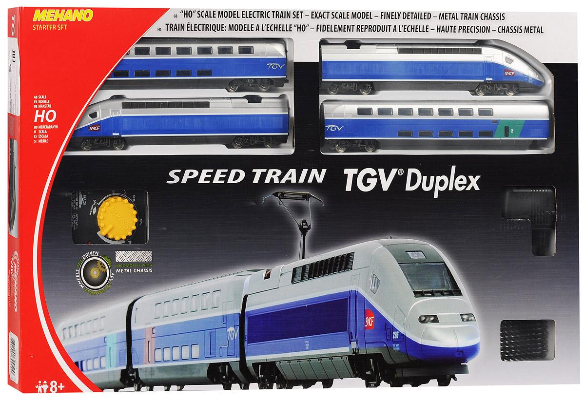 Mehano Железная дорога TGV Duplex
