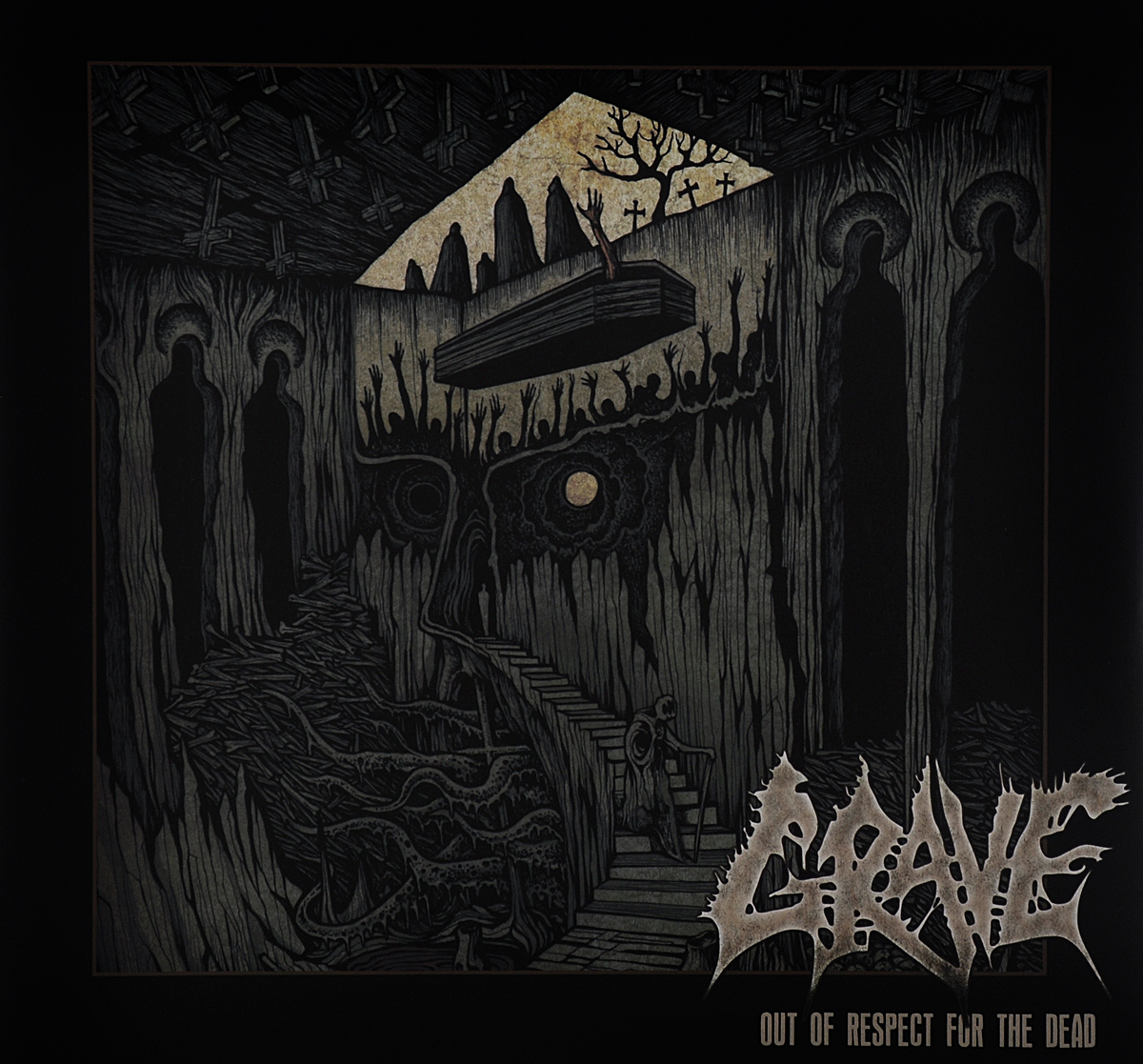 Grave Grave. Out Of Respect For The Dead. Deluxe Edition (LP)