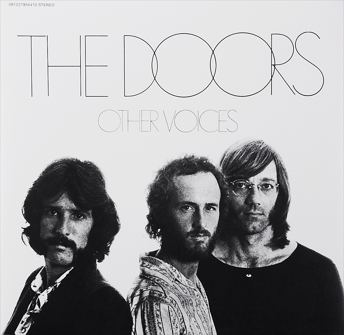 The Doors The Doors. Other Voices (LP) the heir