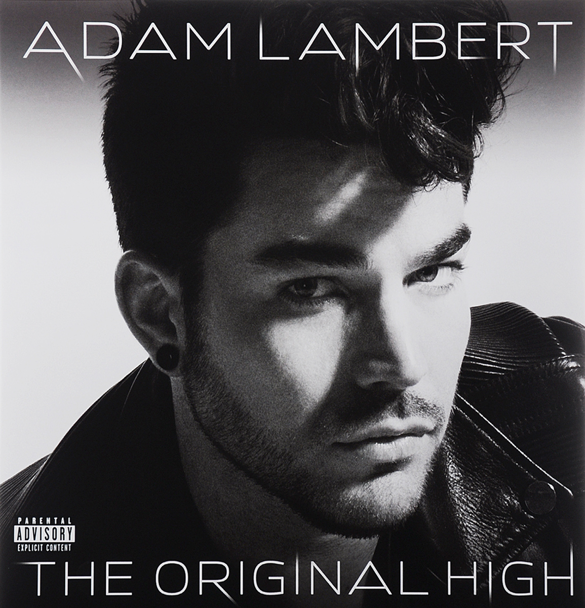 Адам Ламберт Adam Lambert. The Original High (LP)