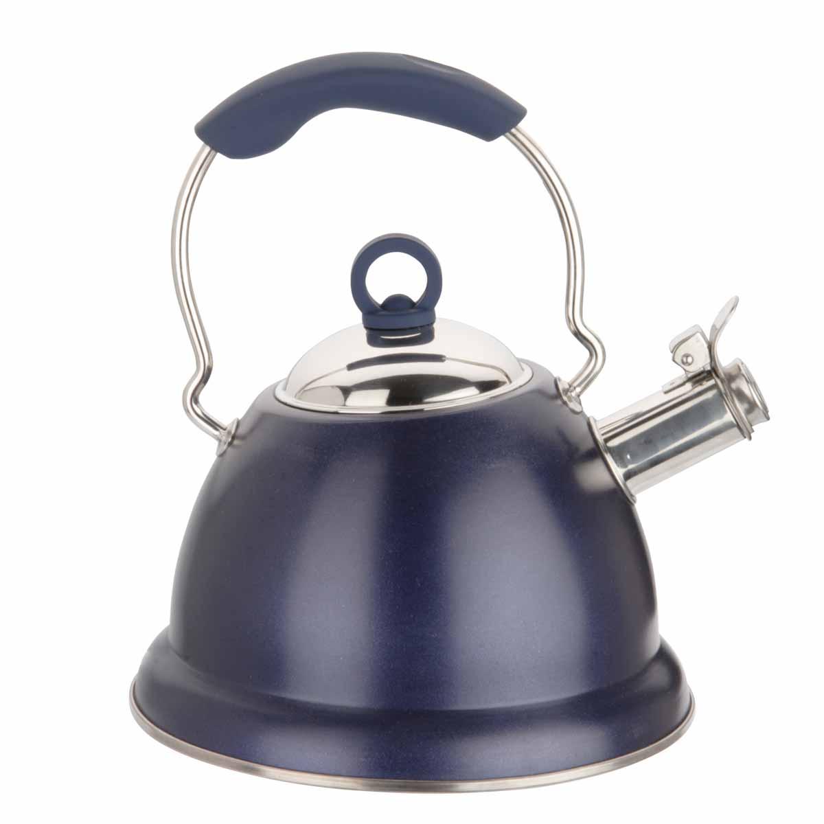 Чайник Dekok, со свистком, 3 лLS-300SЧайник Dekok изготовлен из прочной и долговечной нержавеющей стали с эмалевым покрытием. Не подвержен коррозии и окислениям. Многослойное капсульное дно и утолщенный корпус обеспечивают быстрый и равномерный нагрев и надолго сохраняют вскипяченную воду горячей. Силиконовая термоизоляционная ручка Soft Touch делает использование чайника очень удобным и безопасным. Носик чайника имеет насадку-свисток, что позволит вам контролировать процесс подогрева или кипячения воды. Встроенный фильтр защитит наливаемую воду от накипи. Выполненный из качественных материалов чайник Dekok при кипячении сохраняет все полезные свойства воды. Чайник пригоден для газовых, электрических, стеклокерамических и индукционных плит. Можно мыть в посудомоечной машине.Высота чайника (без учета крышки и ручки): 14,5 см.Высота чайника (с учетом крышки и ручки): 28 см.Диаметр основания: 22,5 см. Диаметр (по верхнему краю): 9,5 см.
